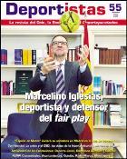 """""""España se Mueve"""" se presenta con notables apoyos institucionales"""