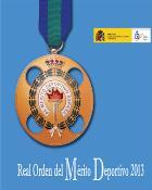 """Publicado el libro sobre la """"Real Orden del Mérito Deportivo 2013"""""""