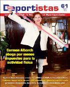 Carmen Alborch aboga por menos impuestos para la actividad física