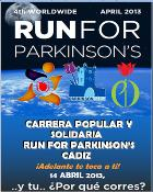 "Cádiz: Primera carrera popular y solidaria ""Run for Parkinson"""