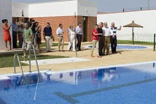 Munideporte inauguraci n de la piscina municipal deporte for Piscina municipal de valencia