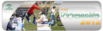 Andalucía: Calendario de Acciones Formativas para el año 2012