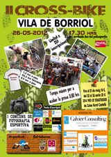 Borriol (Castellón): II Cross-Bike organizado por el club ciclista